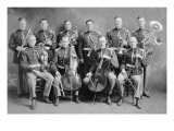US Marine Corps Band Sextets Print
