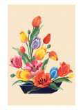 Flower Bouquet Prints