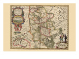 Limburg Prints by Pieter Van der Keere