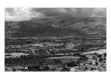 Paonia, Colorado - West End Panoramic Print by  Lantern Press