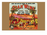 New York State Malaga Wine Prints