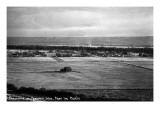 Pinedale, Wyoming - Northern Panoramic of Town Posters