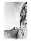 Billings, Montana - Black Otter Trail; Airport Drive Kunstdrucke von  Lantern Press