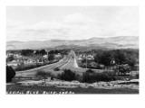 Boise, Idaho - Capitol Boulevard Prints