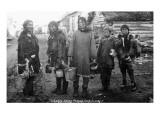 Nome, Alaska - Eskimo Berry Pickers Prints by  Lantern Press