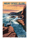 Acadia National Park, Maine - Mount Desert Island Prints