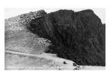 Colorado Springs, Colorado - Pikes Peak Hwy; Cliffs of the Bottomless Pit Posters