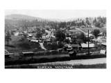 Eureka, Montana - General View of Town Posters by  Lantern Press