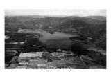 Idaho - Hayden Lake Aerial Posters