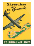 Skycruises To Bermuda Posters