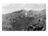 Colorado - Mt Corona View of Continental Divide Prints