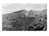 Colorado - Mt Corona View of Continental Divide Prints by  Lantern Press