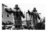 Nome, Alaska - Native Men in Traditional Dress Prints