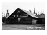 West Yellowstone, Montana - Rainbow Tabernacle Prints by  Lantern Press