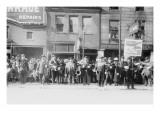 Philadelphia Mummers String Band Poster