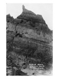Wyoming - View of Hell's Half Acre; Eagle Rock Posters by  Lantern Press
