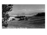 Idaho - Country Scene near Moscow Prints