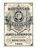Robinson's Hedyosmia Print
