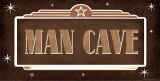 Man Cave Posters by Jo Moulton