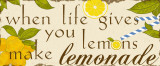 Lemonade Prints by Anna Quach