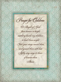 Prayer for Child Posters by Stephanie Marrott