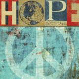 Hope Posters by Stella Bradley