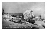 Wyoming - Westwaco Chlorine Production Mine near Green River Prints