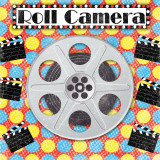 Roll Camera Prints by Louise Carey
