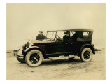 Touring Car, Circa 1920s Giclee Print by Marvin Boland