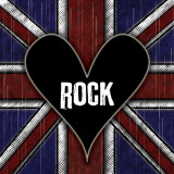 Rock Prints by Louise Carey