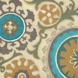 Suzani Florals I Prints by  Sapna