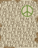 Peace Print by Anna Quach