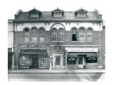 Business Block on South Union Avenue, Tacoma, WA, 1927 Giclee Print by Marvin Boland