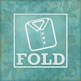 Fold Prints by Stephanie Marrott