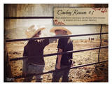 Cowboy Reason I Posters by Shawnda Eva