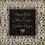 Share Faith Prints by Stephanie Marrott