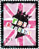 Rock Royalty Prints by Louise Carey