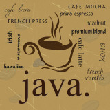 Java Prints by Anna Quach