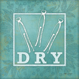 Dry Print by Stephanie Marrott
