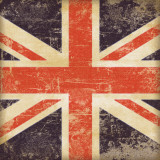 British Flag Prints by Stephanie Marrott