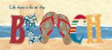 Beach Posters by Jo Moulton