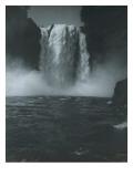 Snoqualmie Falls, Circa 1909 Premium Giclee Print by Asahel Curtis