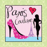 Paris Prints by Louise Carey