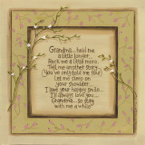 Hold Me Grandpa Prints by Karen Tribett