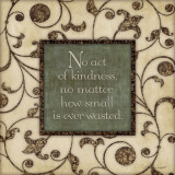 No Act Print by Stephanie Marrott