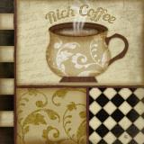 Rich Coffee Prints by Jennifer Pugh