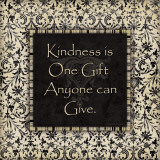 Kindness Print by Stephanie Marrott