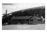 Berthoud Pass, Colorado - Berthoud Pass Inn Exterior Prints by  Lantern Press