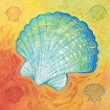 Scallop Prints by Scott Westmoreland