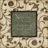 Never Lose Poster by Stephanie Marrott